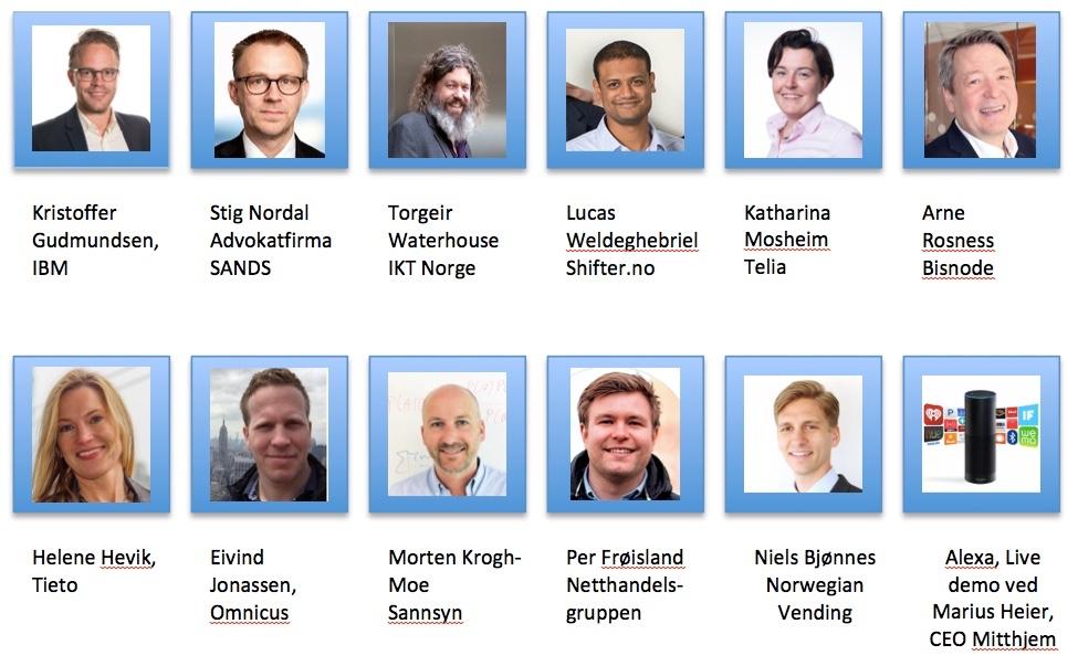 Disrupting retail – Etablerte aktører og innovative vekstselskaper sammen for en robust norskretailbransje